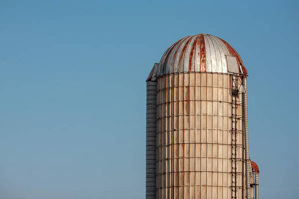 Photograph - Rusty Dome by Todd Klassy