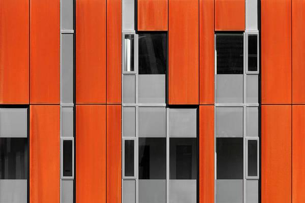 Photograph - Rusty Minimal 2 by Stuart Allen