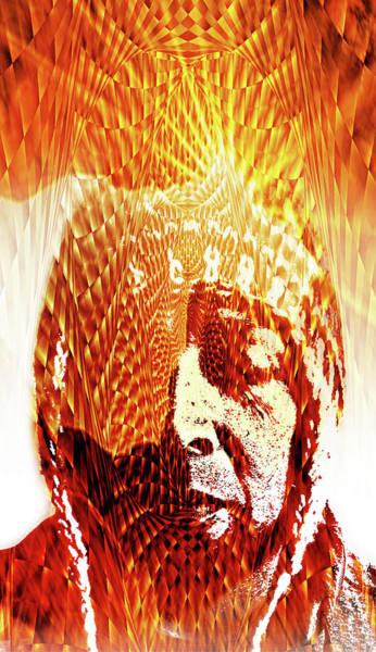Shaman Digital Art - S . A . M . A . D . H . I by J  - O   N    E - 1