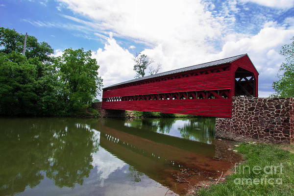 Photograph - Sachs Bridge by Photography by Laura Lee