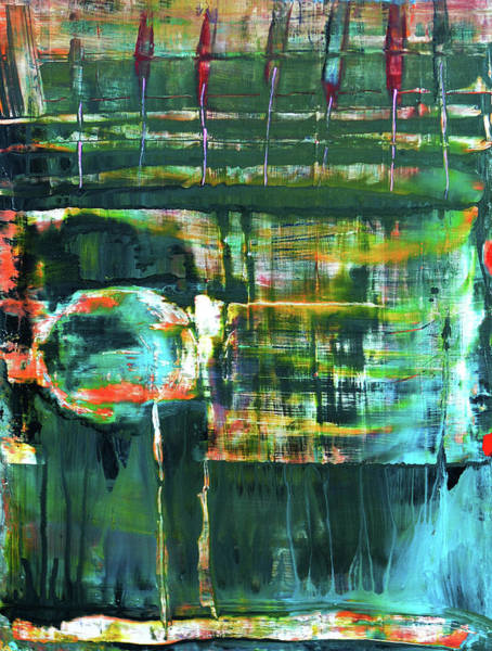 Sacred Ground Painting - Sacred Ground by Loretta Kaltenhauser