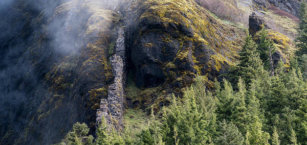 Photograph - Saddle Mountain Cliffs by Robert Potts