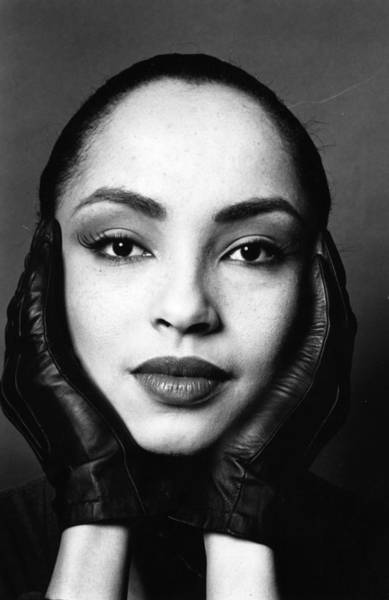 Human Hand Photograph - Sade Adu by Express Newspapers