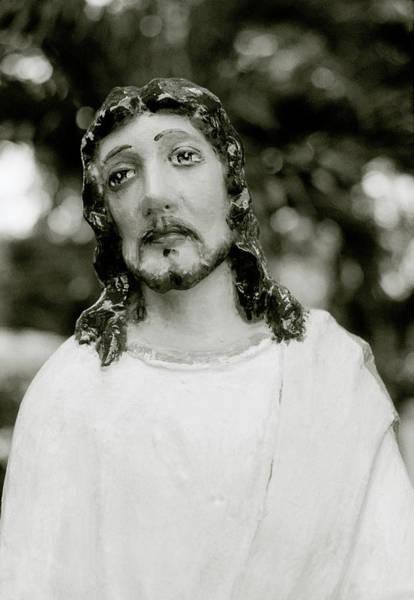 Photograph - Sadness Of Christ by Shaun Higson