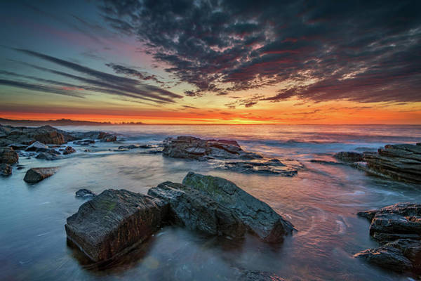 Photograph - Sagadahoc Sunrise by Rick Berk