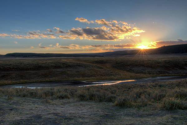 Photograph - Sagebrush Sunset by Steve Stuller
