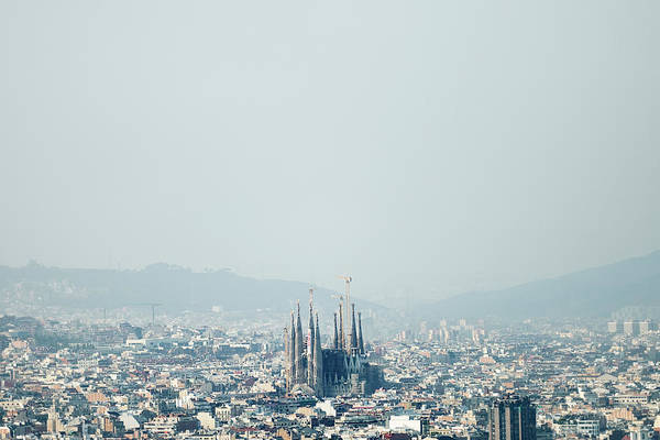 Christianity Photograph - Sagrada Familia by Roc Canals Photography