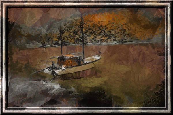 Digital Art - Sailboat Of Dreams by Mario Carini