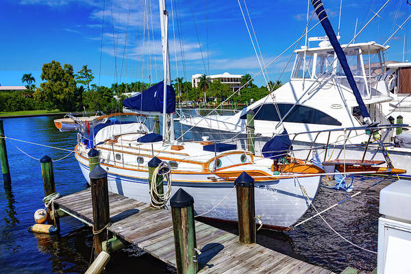 Photograph - Sailboat Series 4167 by Carlos Diaz