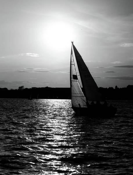Photograph - Sailing by Alex Lapidus