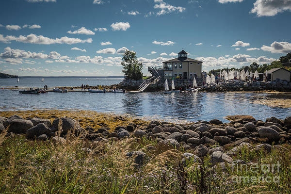 Photograph - Sailing Away In Nova Scotia by Eva Lechner