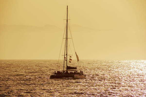 Photograph - Sailing In The Sunlight by Sun Travels
