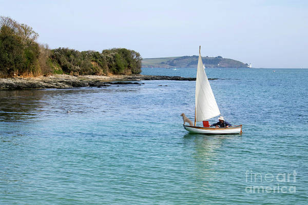 Wall Art - Photograph - Sailing Into Flushing by Terri Waters