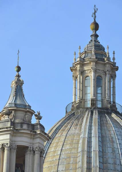 Photograph - Saint Agnes Dome by JAMART Photography