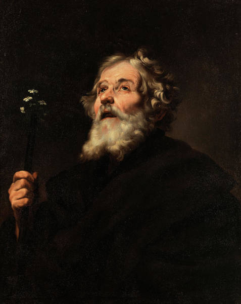 Wall Art - Painting - Saint Joseph by Jusepe de Ribera