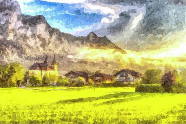 Wall Art - Photograph - Saint Lorenz Art by David Pyatt