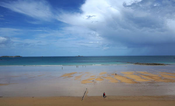 Photograph - Saint Malo 1 by Andrew Fare