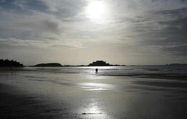 Photograph - Saint Malo 10 by Andrew Fare