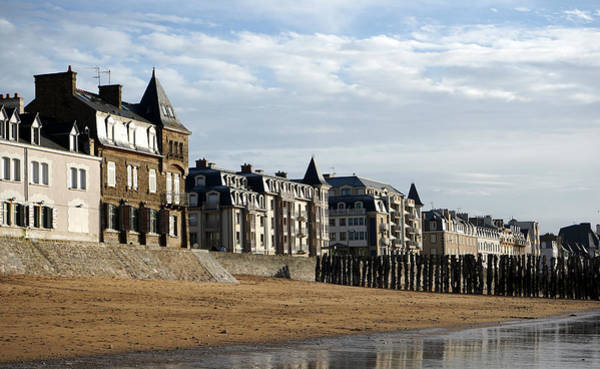 Photograph - Saint Malo 12 by Andrew Fare