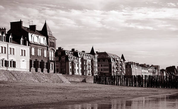 Photograph - Saint Malo 12b by Andrew Fare