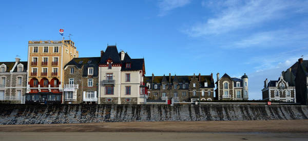 Photograph - Saint Malo 13 by Andrew Fare