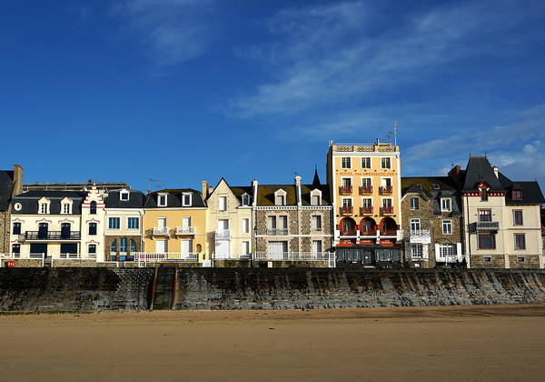 Photograph - Saint Malo 14 by Andrew Fare