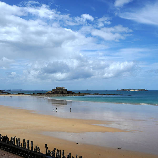 Photograph - Saint Malo 2 by Andrew Fare