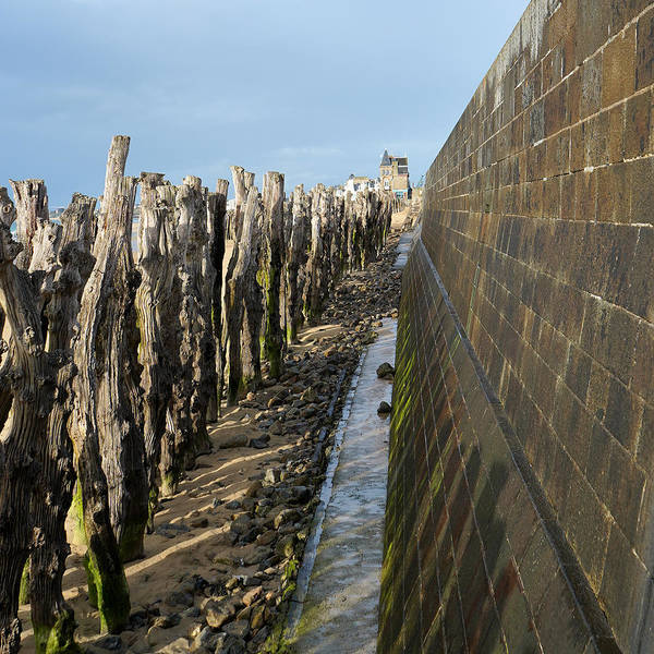 Photograph - Saint Malo 3 by Andrew Fare