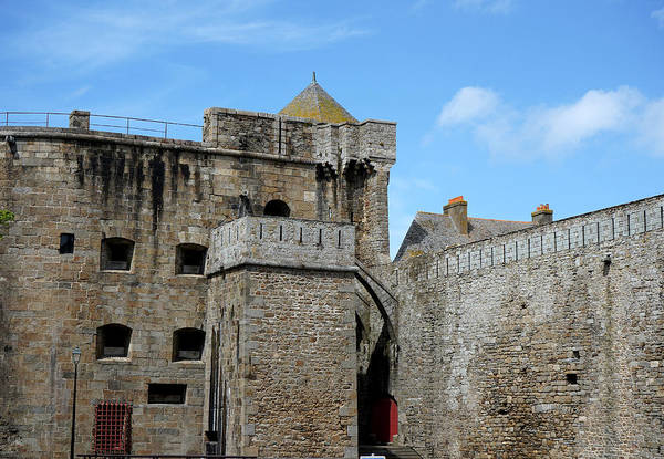 Photograph - Saint Malo 4 by Andrew Fare