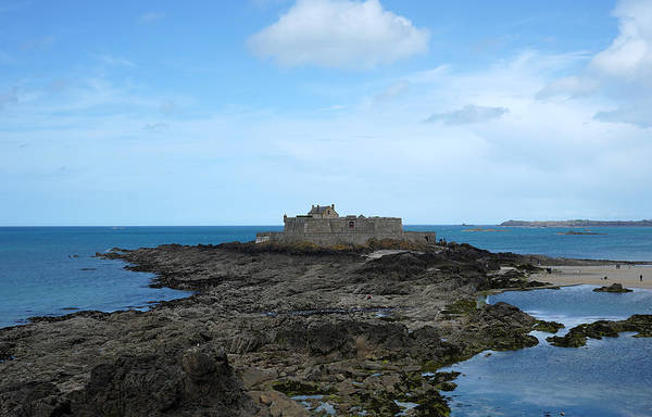 Photograph - Saint Malo 6 by Andrew Fare