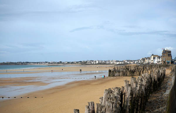 Photograph - Saint Malo 8 by Andrew Fare
