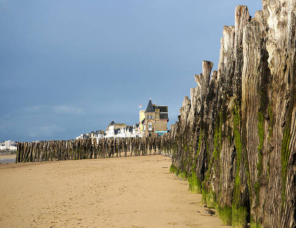 Photograph - Saint Malo 9 by Andrew Fare
