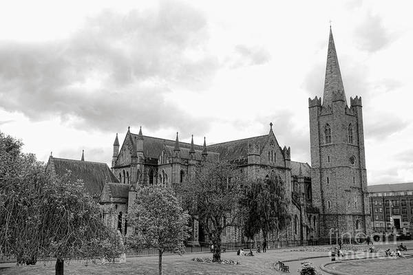 Photograph - Saint Patrick Cathedral  by Olivier Le Queinec