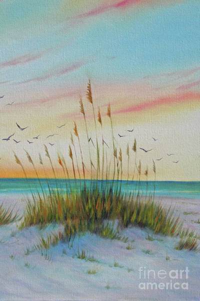 Wall Art - Painting - Saint Pete Beach by Gabriela Valencia