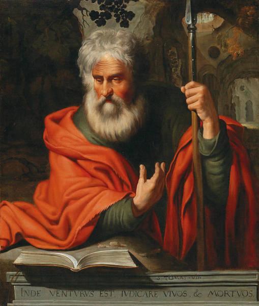 Painting - Saint Thomas by Artus Wolffort