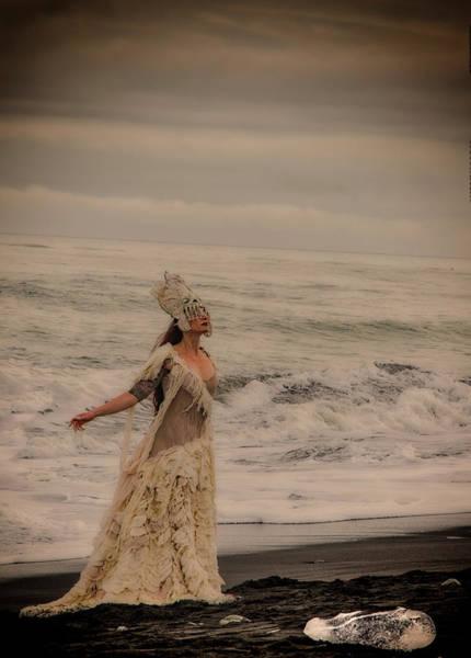 Photograph - Salacia Goddess by Jim Cook