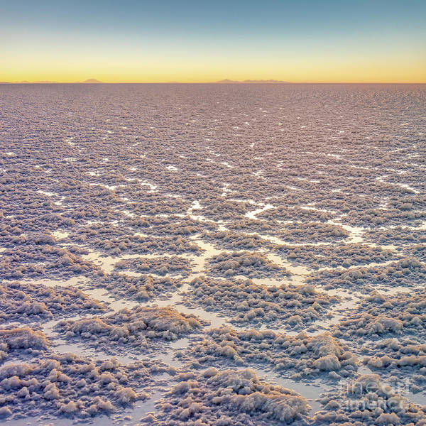 Wall Art - Photograph - Salar De Uyuni In Bolivia by Delphimages Photo Creations