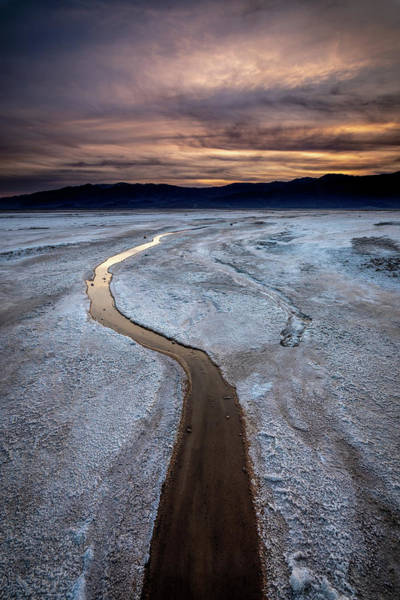 Wall Art - Photograph - Salt Creek Flats IIi by Peter Tellone