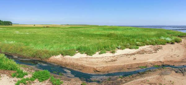 Photograph - Salt Marsh On Amrum by Sun Travels