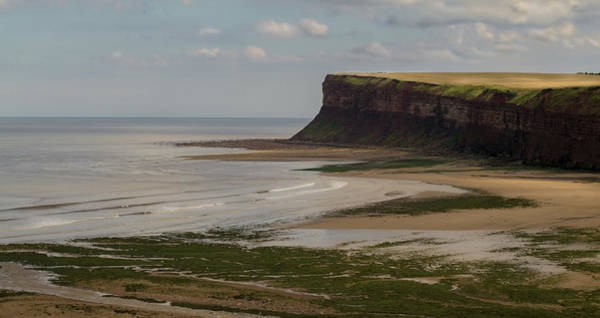 Photograph - Saltburn Sea View by Scott Lyons