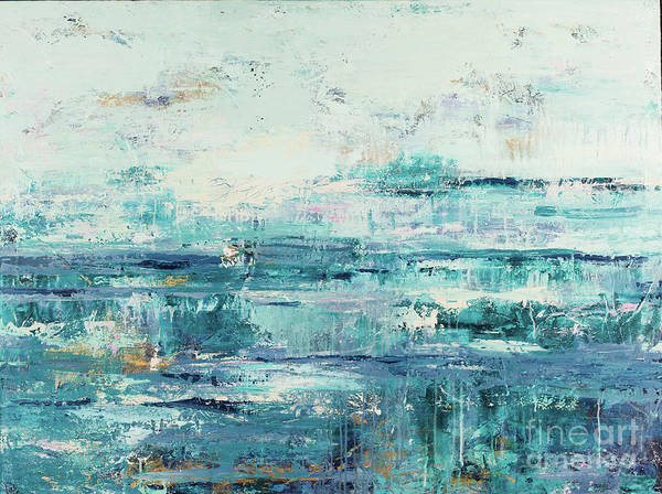 Wall Art - Painting - Salty And Sweet by Kirsten Reed