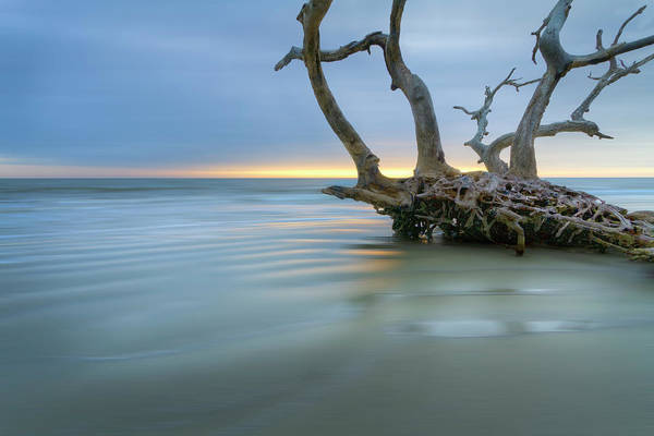 Photograph - Salty Sea Dreamscape by Debra and Dave Vanderlaan