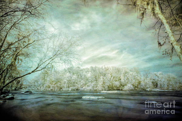 Photograph - Saluda River-4 by Charles Hite