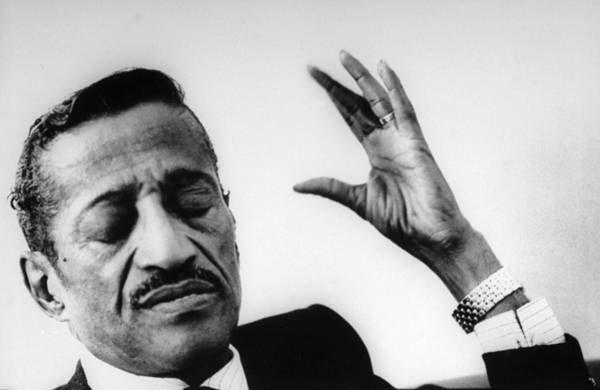 Photograph - Sammy Davis Jr. Was An Entertainers by New York Daily News Archive