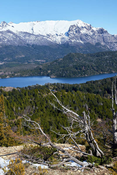 Photograph - San Carlos De Bariloche, Patagonia Argentina by Fine Art Photography Prints By Eduardo Accorinti