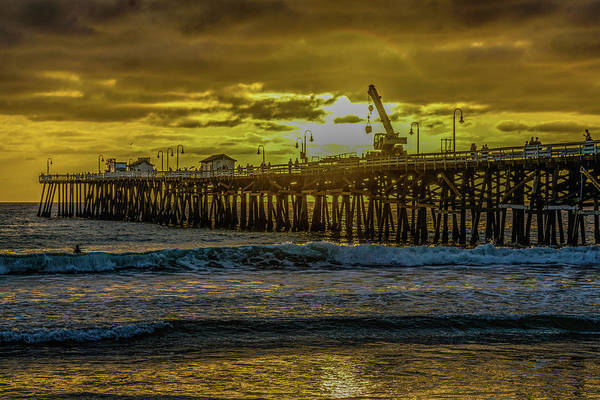Photograph - San Clemente Can Get You There by Kenneth James