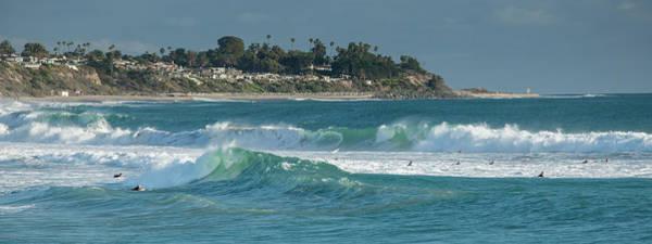 Photograph - San Clemente Surf by Cliff Wassmann