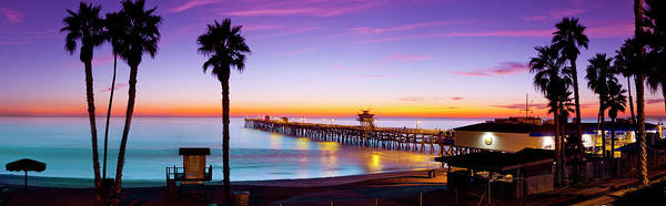 Wall Art - Photograph - San Clemente Vibrance by Sean Davey