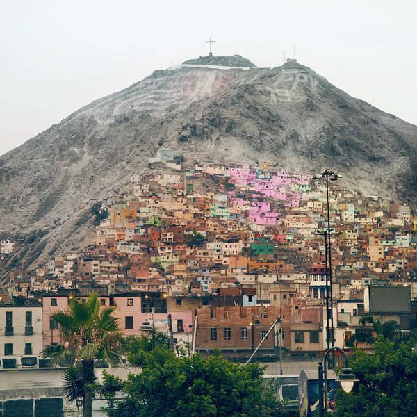 Lima Photograph - San Cristóbal Hill by Istvan Kadar Photography