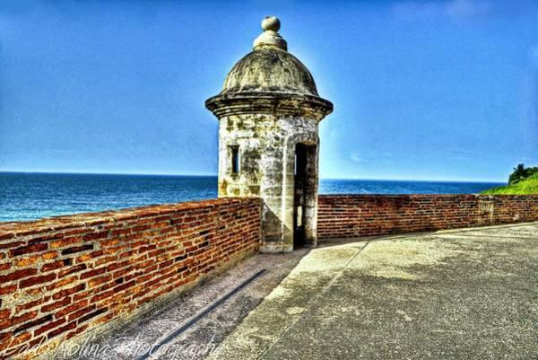 Castillo Wall Art - Photograph - San Cristobal by Dado Molina